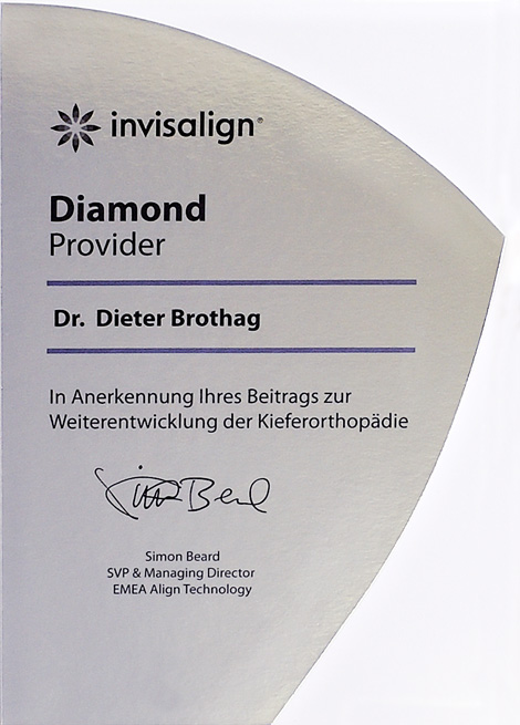 Award Aligner Education Dieter Brothag